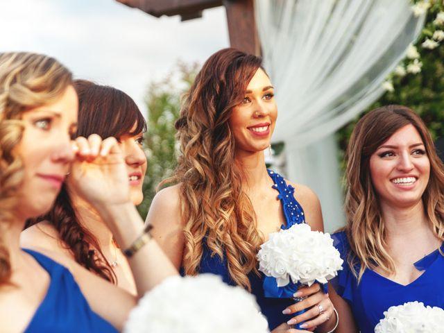 La boda de Néstor y Noelia en Cubas De La Sagra, Madrid 28