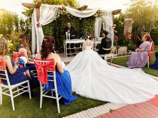 La boda de Néstor y Noelia en Cubas De La Sagra, Madrid 32