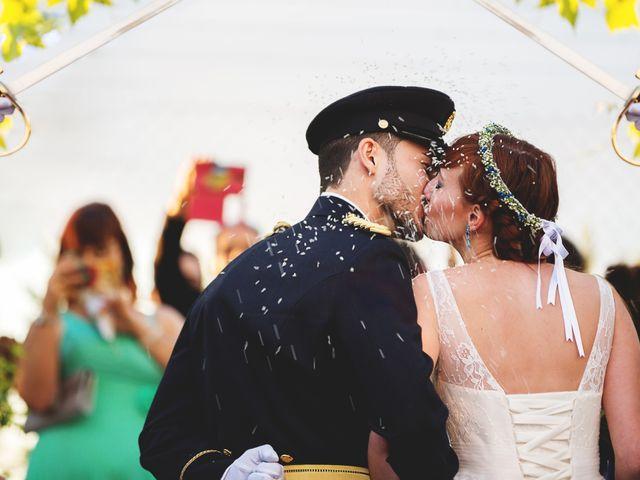 La boda de Néstor y Noelia en Cubas De La Sagra, Madrid 33
