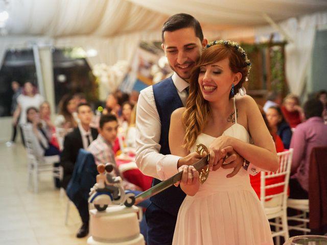La boda de Néstor y Noelia en Cubas De La Sagra, Madrid 34