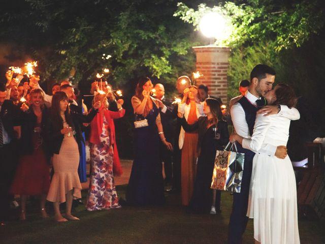 La boda de Néstor y Noelia en Cubas De La Sagra, Madrid 35