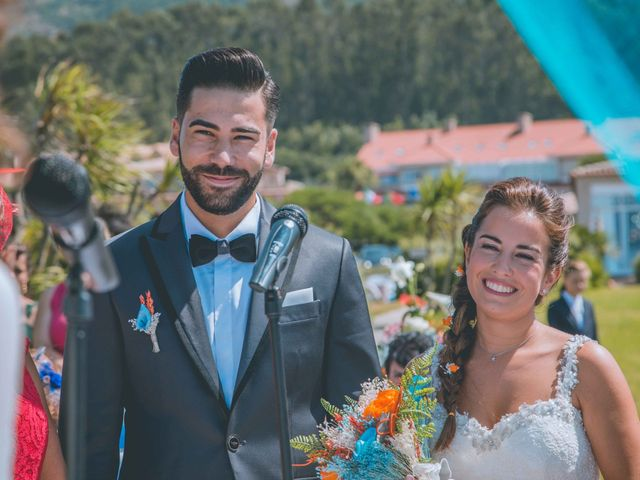 La boda de David y Vanesa en Oia (Santa Maria De ), Pontevedra 17