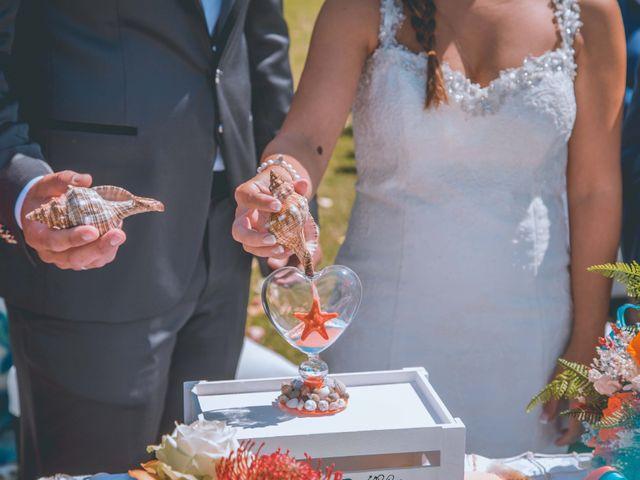 La boda de David y Vanesa en Oia (Santa Maria De ), Pontevedra 19