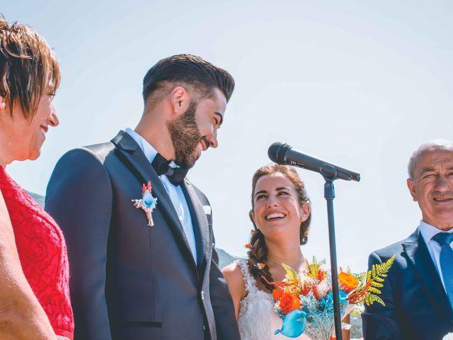 La boda de David y Vanesa en Oia (Santa Maria De ), Pontevedra 20