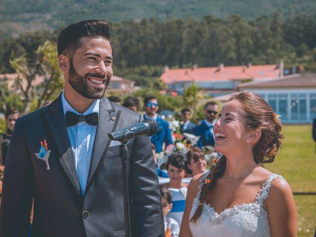 La boda de David y Vanesa en Oia (Santa Maria De ), Pontevedra 21
