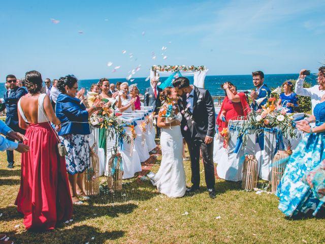 La boda de David y Vanesa en Oia (Santa Maria De ), Pontevedra 22