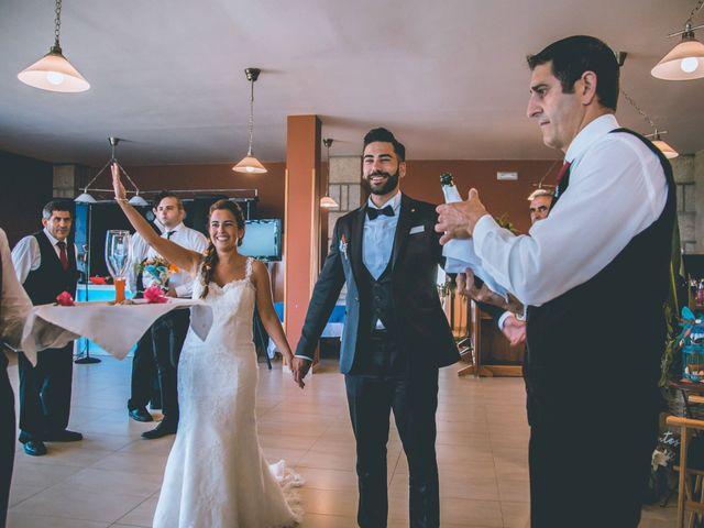 La boda de David y Vanesa en Oia (Santa Maria De ), Pontevedra 34