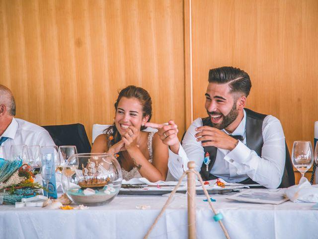 La boda de David y Vanesa en Oia (Santa Maria De ), Pontevedra 36