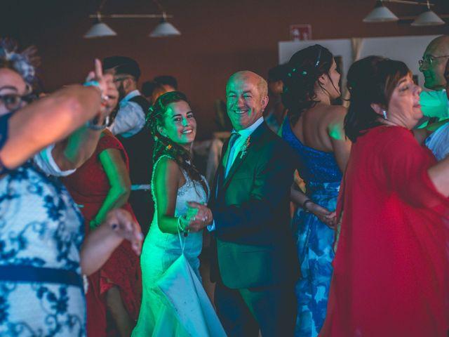 La boda de David y Vanesa en Oia (Santa Maria De ), Pontevedra 44
