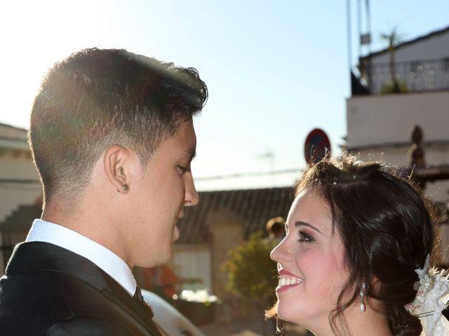 La boda de Manuel y Paqui en Bailen, Jaén 9