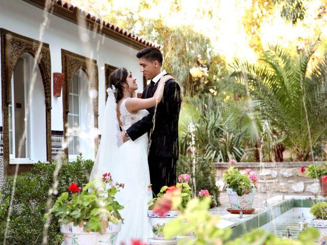 La boda de Manuel y Paqui en Bailen, Jaén 1