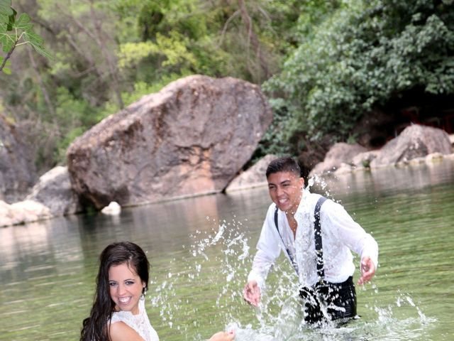 La boda de Manuel y Paqui en Bailen, Jaén 21