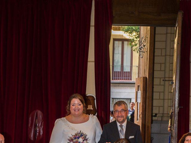 La boda de Pablo y Patricia en Madrid, Madrid 15