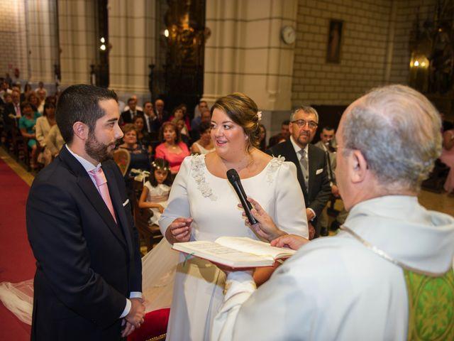 La boda de Pablo y Patricia en Madrid, Madrid 20