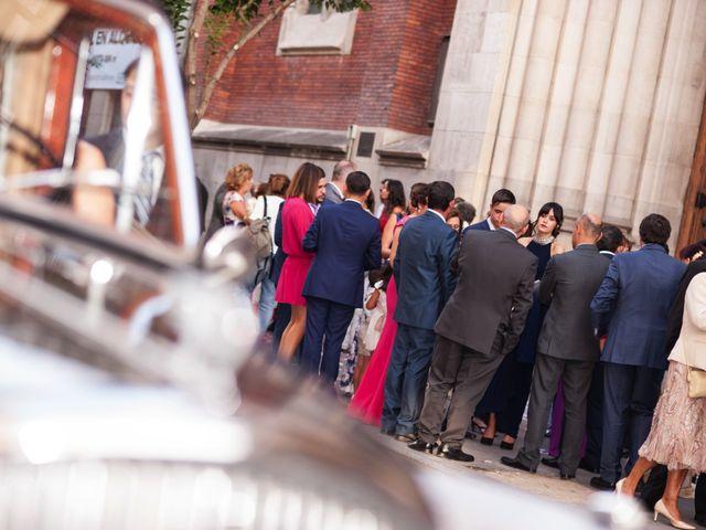 La boda de Pablo y Patricia en Madrid, Madrid 31
