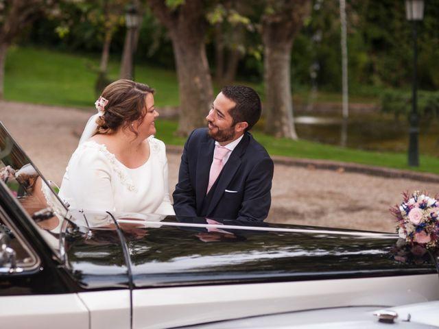 La boda de Pablo y Patricia en Madrid, Madrid 33
