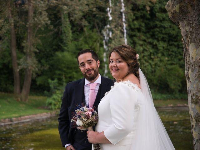 La boda de Pablo y Patricia en Madrid, Madrid 35