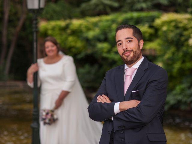 La boda de Pablo y Patricia en Madrid, Madrid 37