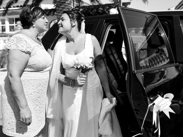 La boda de Nicolás y Erika en Cambrils, Tarragona 11
