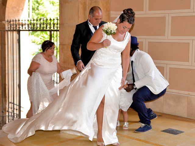 La boda de Nicolás y Erika en Cambrils, Tarragona 12
