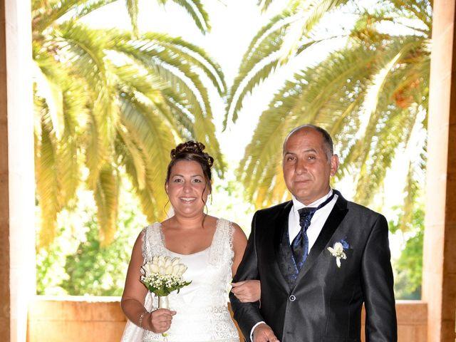 La boda de Nicolás y Erika en Cambrils, Tarragona 13