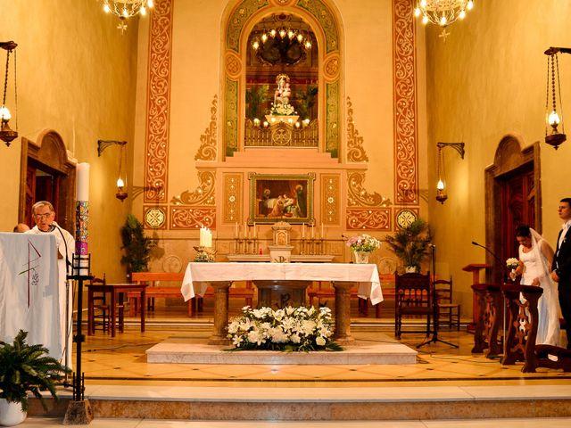 La boda de Nicolás y Erika en Cambrils, Tarragona 15