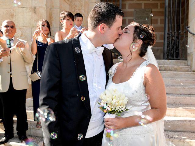 La boda de Nicolás y Erika en Cambrils, Tarragona 17