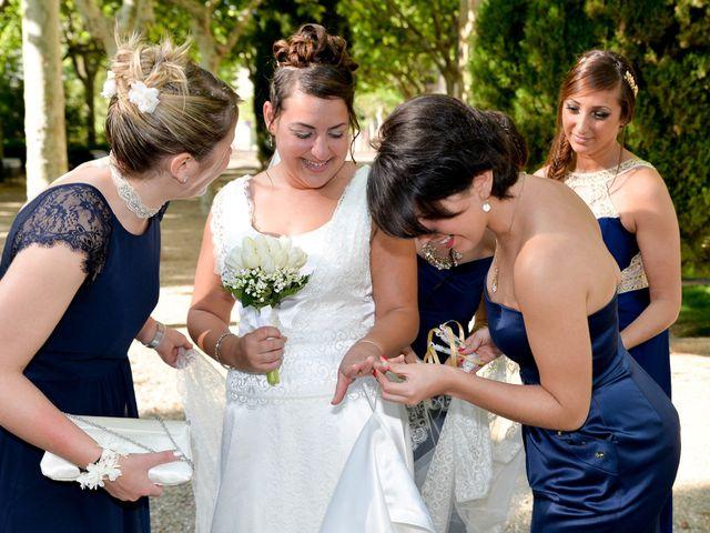 La boda de Nicolás y Erika en Cambrils, Tarragona 18