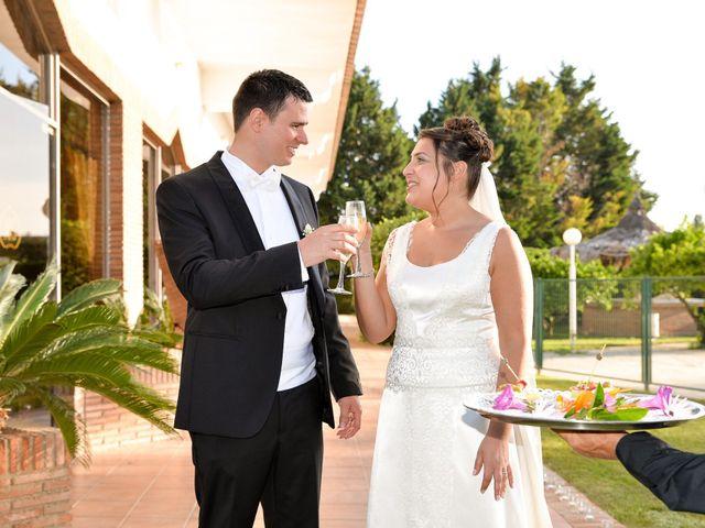 La boda de Nicolás y Erika en Cambrils, Tarragona 19