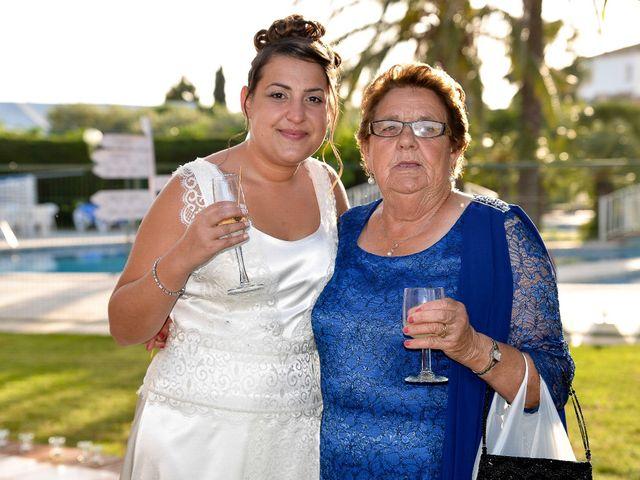 La boda de Nicolás y Erika en Cambrils, Tarragona 21