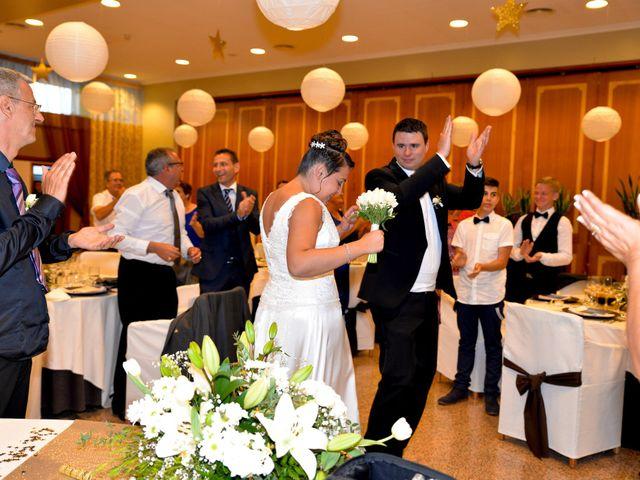 La boda de Nicolás y Erika en Cambrils, Tarragona 31