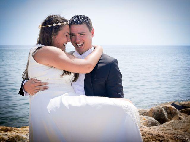 La boda de Nicolás y Erika en Cambrils, Tarragona 33