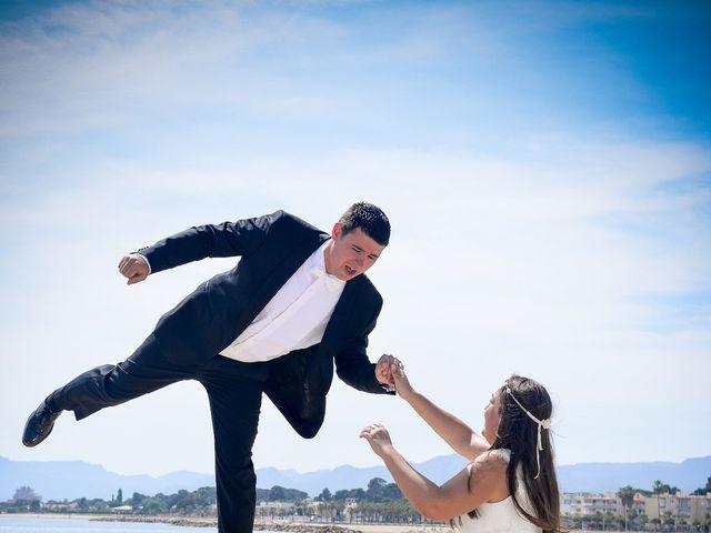 La boda de Nicolás y Erika en Cambrils, Tarragona 34