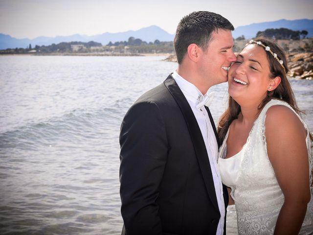 La boda de Nicolás y Erika en Cambrils, Tarragona 35