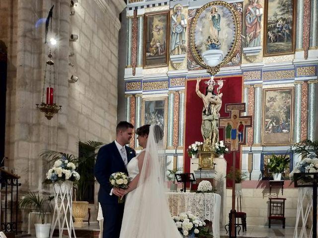 La boda de Sergio y Raquel en Huelma, Jaén 2