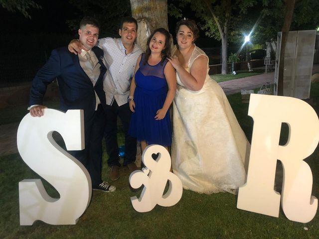 La boda de Sergio y Raquel en Huelma, Jaén 5