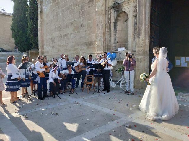 La boda de Sergio y Raquel en Huelma, Jaén 6