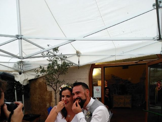 La boda de Joan y Berta en Estanyol, Girona 3