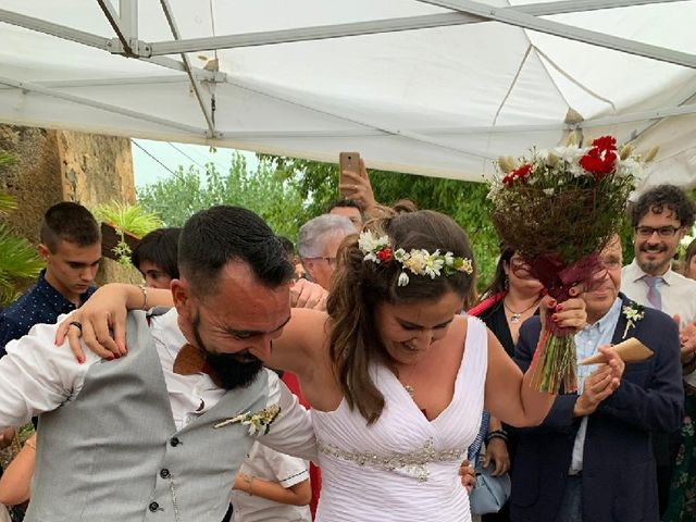 La boda de Joan y Berta en Estanyol, Girona 1