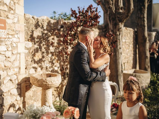 La boda de Edu y Raquel en La Riera De Gaia, Tarragona 17