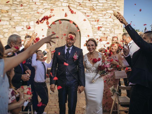 La boda de Edu y Raquel en La Riera De Gaia, Tarragona 21