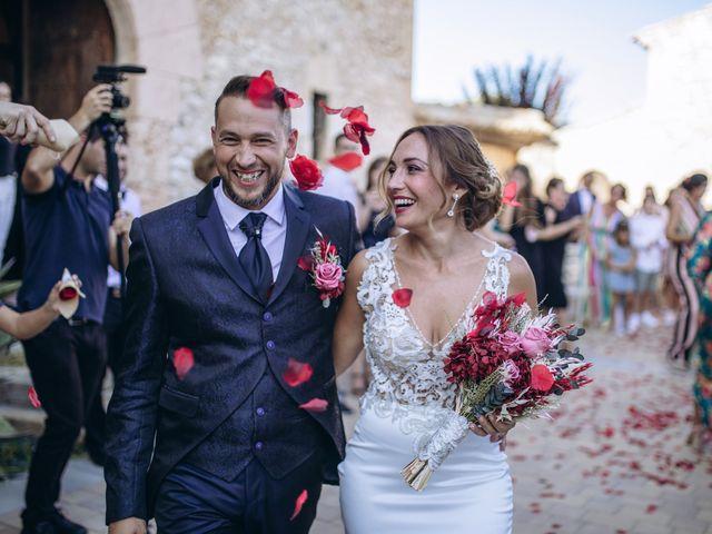 La boda de Edu y Raquel en La Riera De Gaia, Tarragona 23