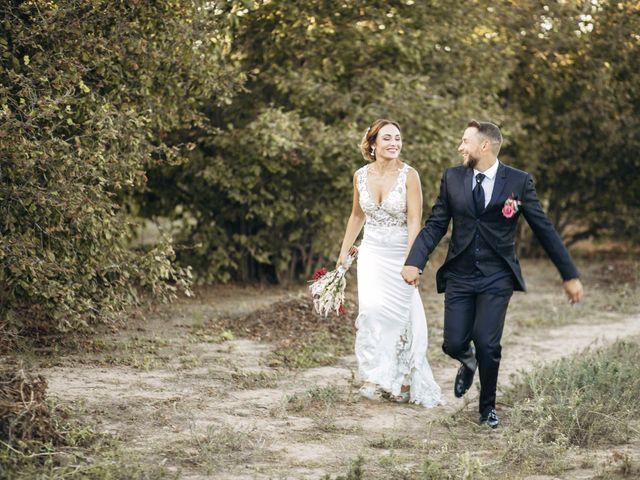 La boda de Edu y Raquel en La Riera De Gaia, Tarragona 28