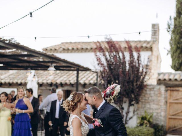 La boda de Edu y Raquel en La Riera De Gaia, Tarragona 32