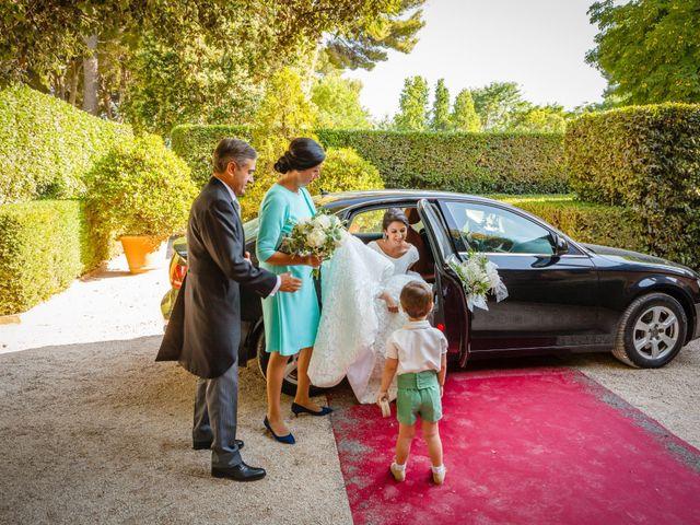La boda de Juanma y Marta en Albacete, Albacete 1
