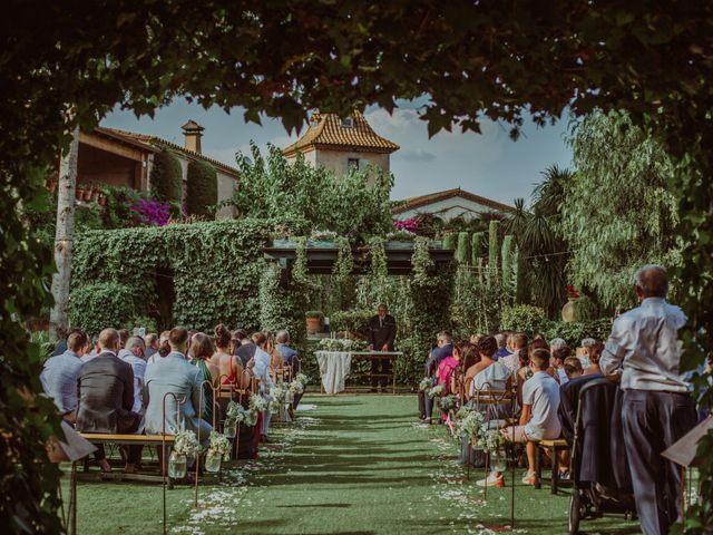 La boda de Jose y Cris en Bigues, Barcelona 40