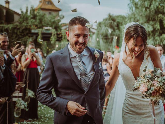 La boda de Jose y Cris en Bigues, Barcelona 1