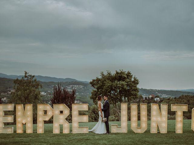 La boda de Jose y Cris en Bigues, Barcelona 2