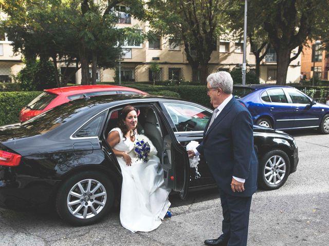 La boda de Fernando y Virginia en Madrid, Madrid 8