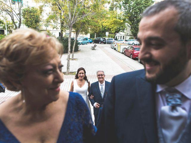 La boda de Fernando y Virginia en Madrid, Madrid 10